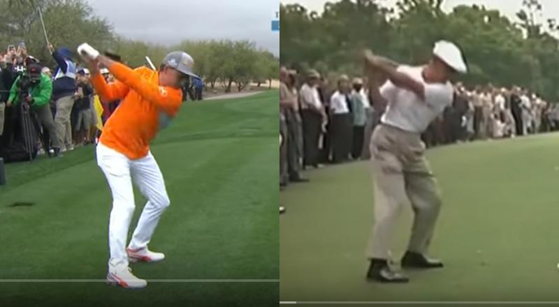 スイング リッキー ファウラー レイドオフのゴルフスイングで打つコツ |